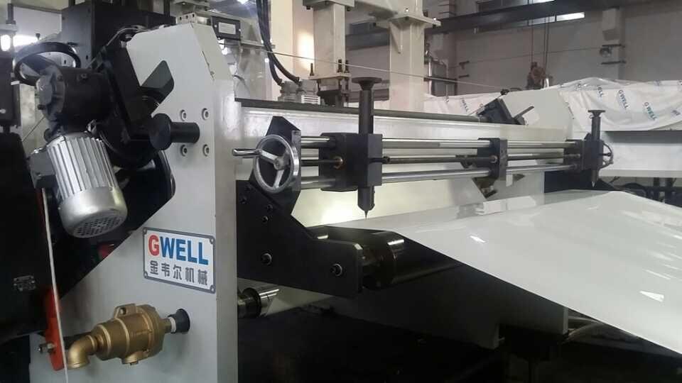 ماشین آلات تولید کاغذ سنگی