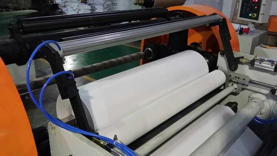 ماشین آلات تولید کاغذ از پودر کربنات کلسیم