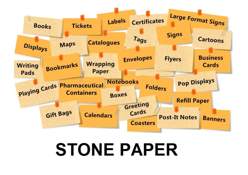 فروش دستگاه تولید کاغذ از سنگ آهک
