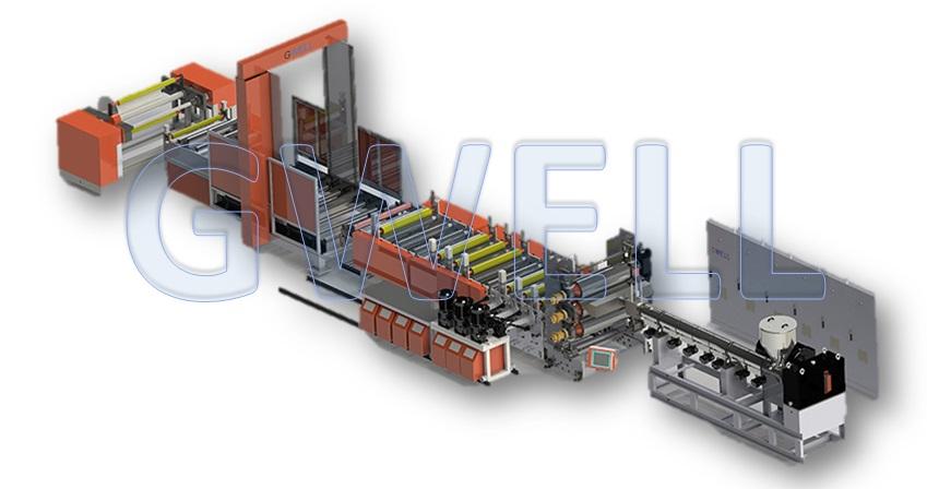 ماشین آلات و خطوط تولید کاغذ از سنگ
