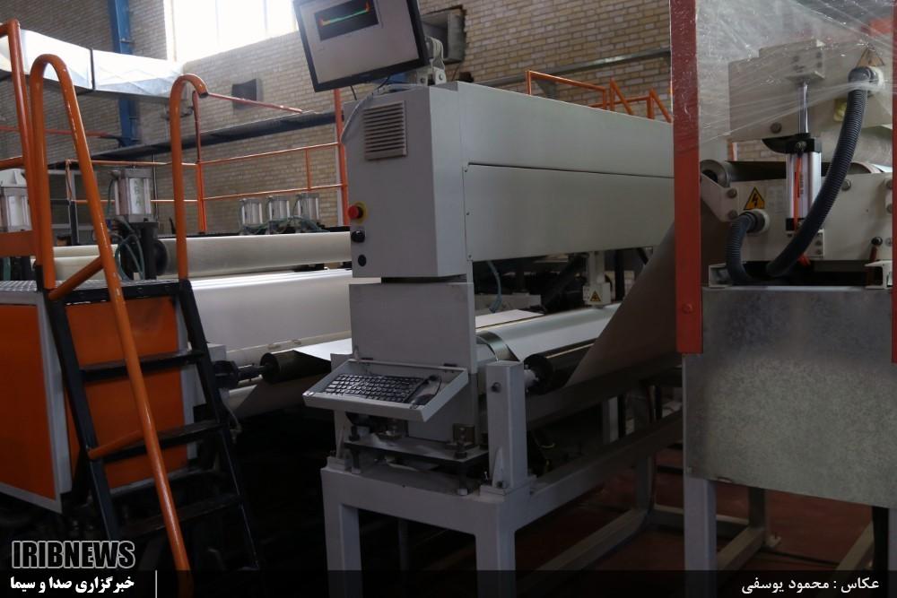 کارخانه تولید کاغذ از پودر کربنات کلسیم در یزد