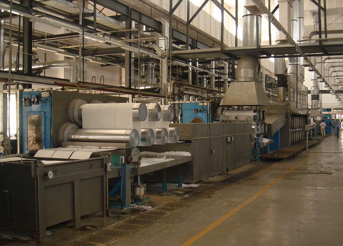 fiber machinery