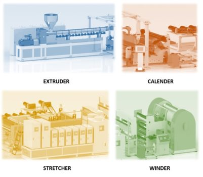 Stone Paper Production Machinery