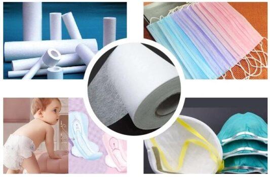 pp meltblown production line application