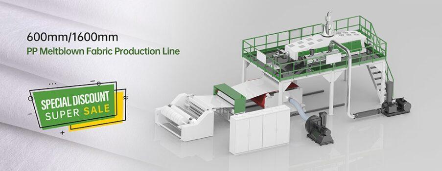 pp meltblown production line