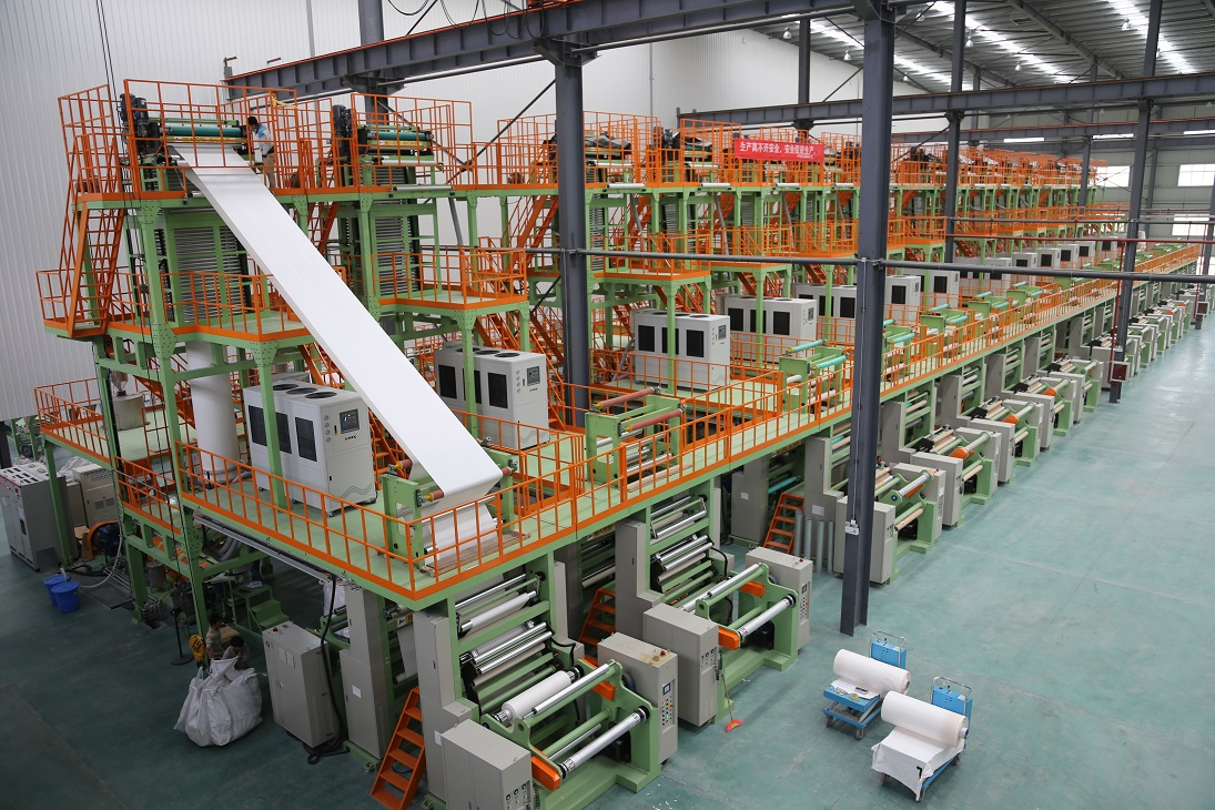 ➡️ stone paper production line